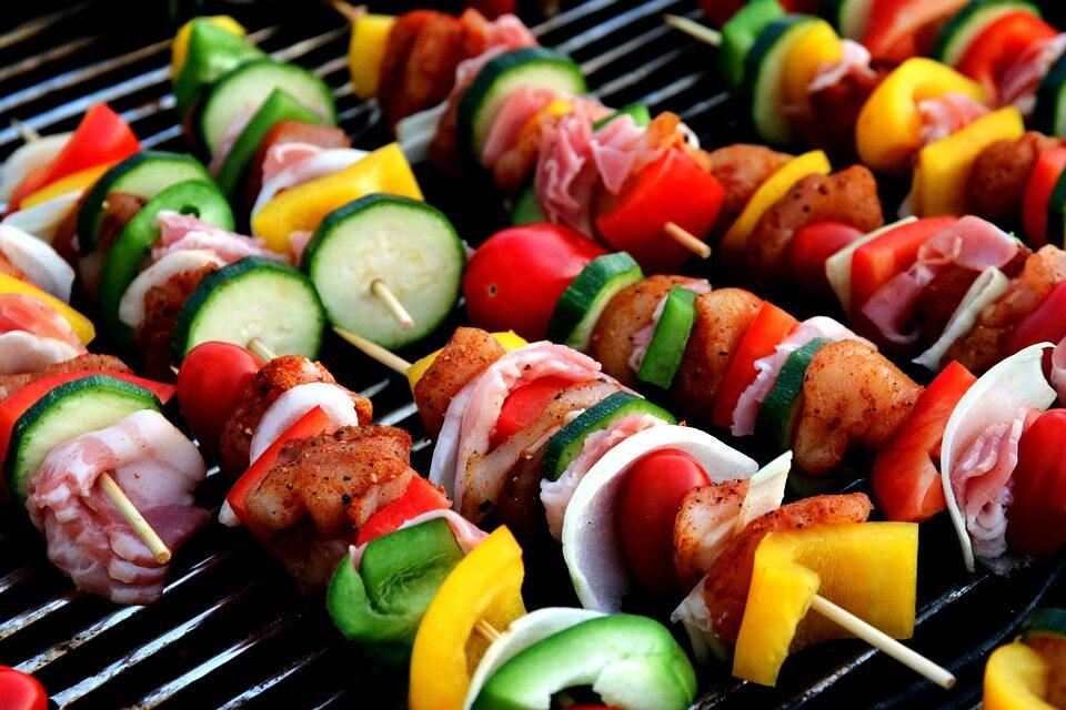 Sådan laver du sund mad på en grill