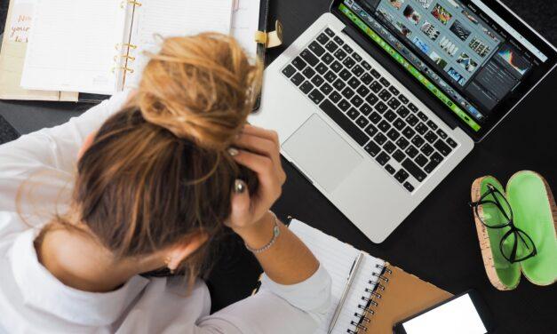 Sådan undgår du stress over teknikken