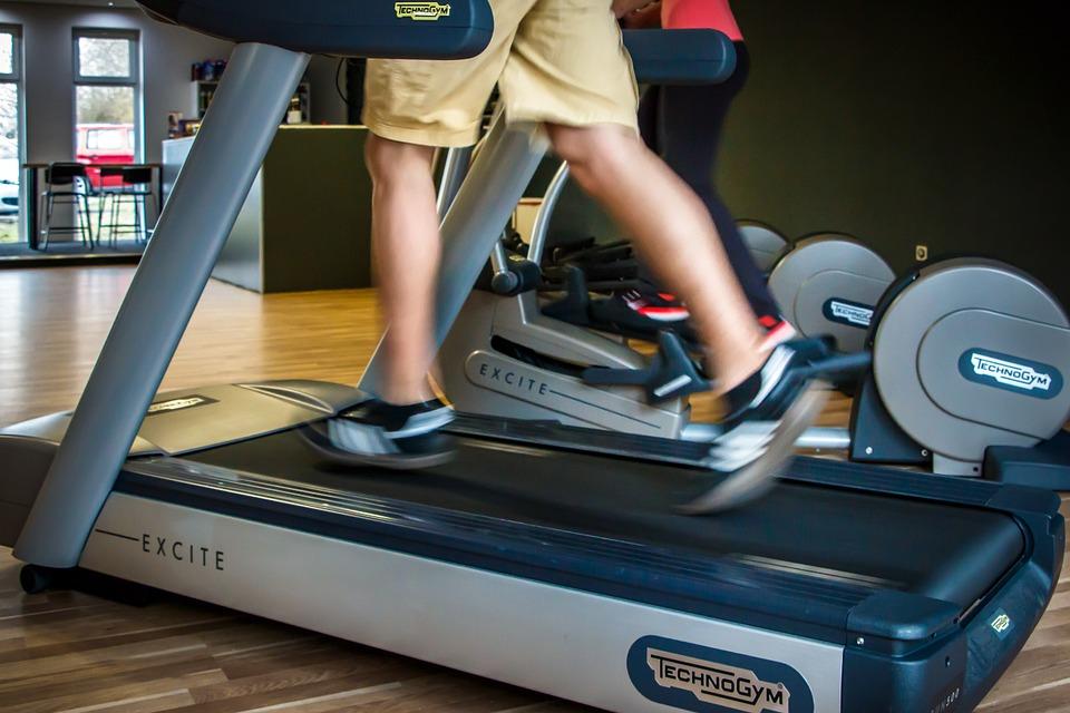 Fitness-løbebånd