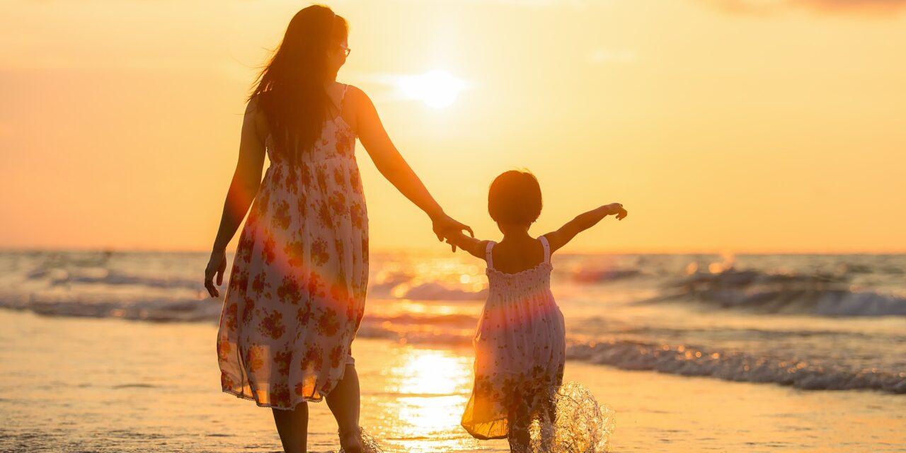 Bliv sund med dit barn