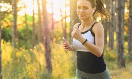 Det er vigtigt at holde kroppen sund og stærk