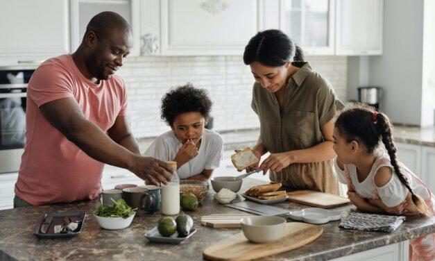 Få mere lyst til at tilbringe tid i dit køkken