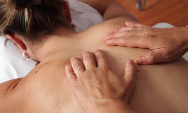 Massage lindrer spændinger og smerter