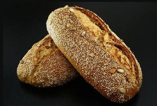 Færdigbagt brød